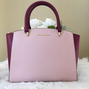 Michael Kors Large Ellis satchel bag